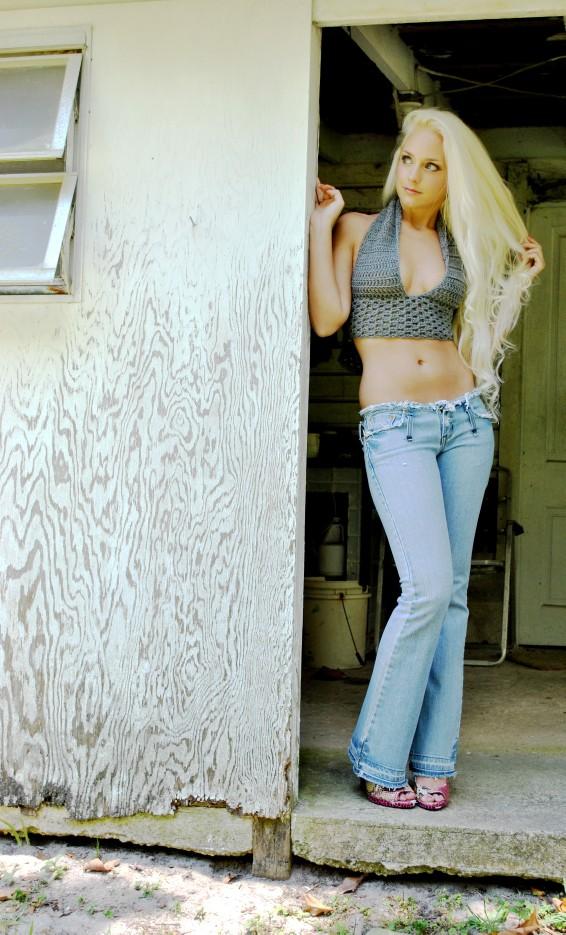 Tommie  jean. Custom. All sizes.